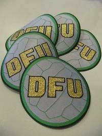 Referat fra delegeretmøde i DFU