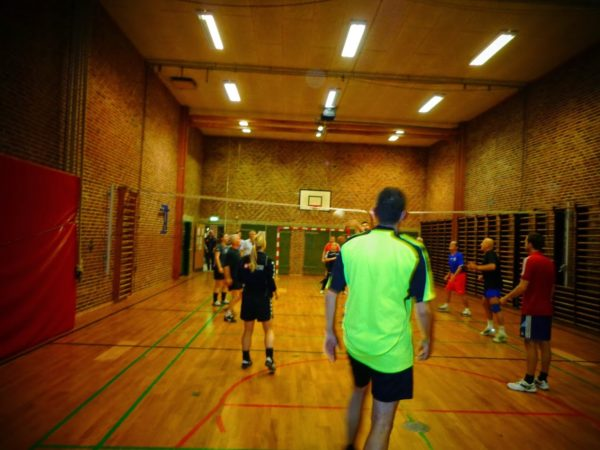 Gymnastik og test mm.. @ Skovbakkens lokaler | Risskov | Danmark