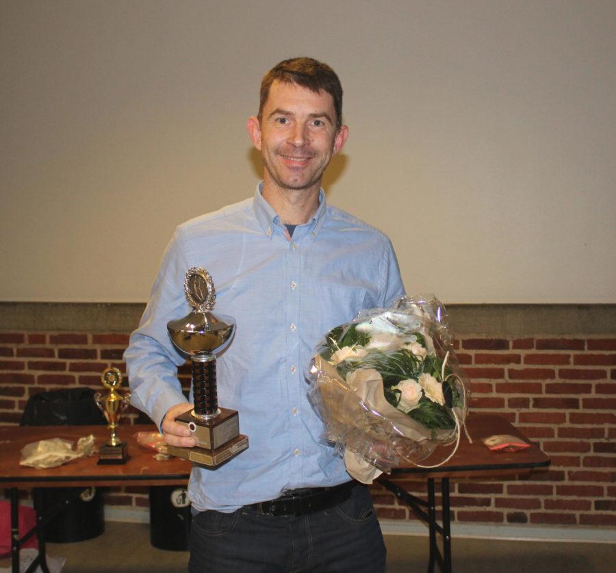 Årets modtager af kammeratskabspokalen 2019 blev Thomas Lang. Stort tillykke.