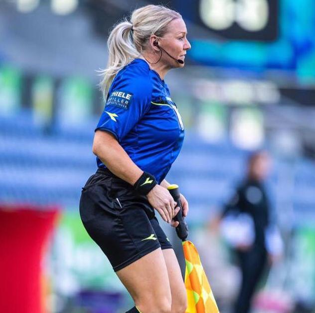 Line-Maria Rasmussen udtaget til U-19 EM for kvinder