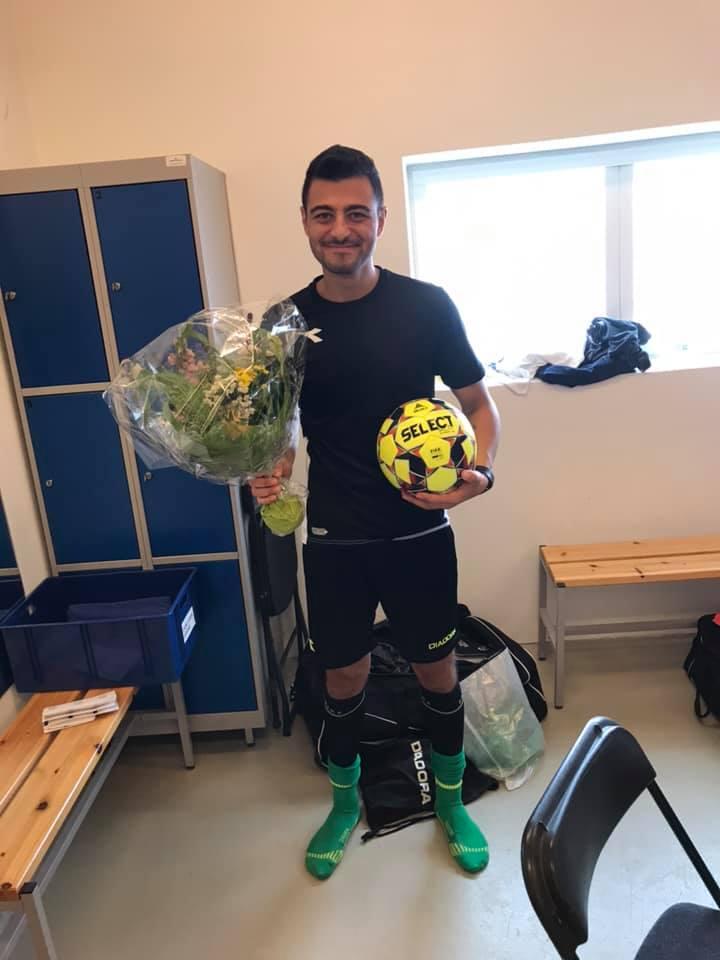 Debut til Aydin Uslu i Superligaen
