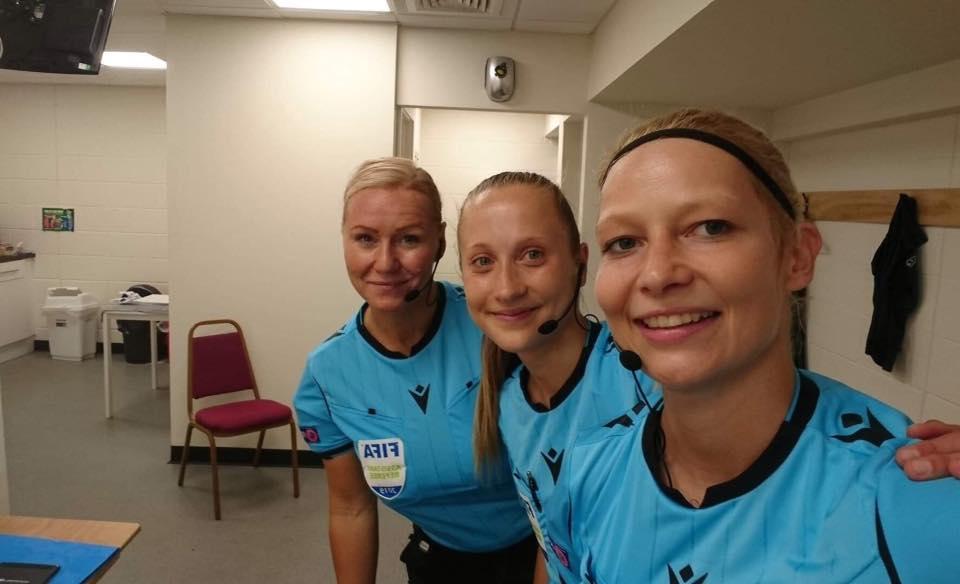 U19 EM i Skotland Juli 2019
