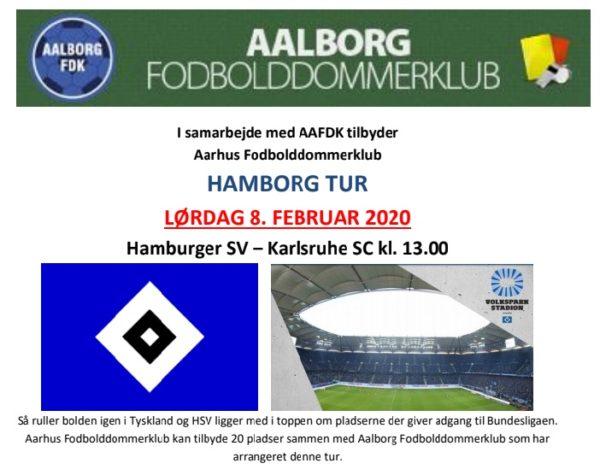 Hamborg tur @ Volkspark Stadion